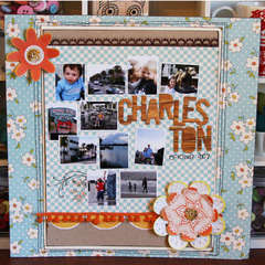 charleston *october studio calico*