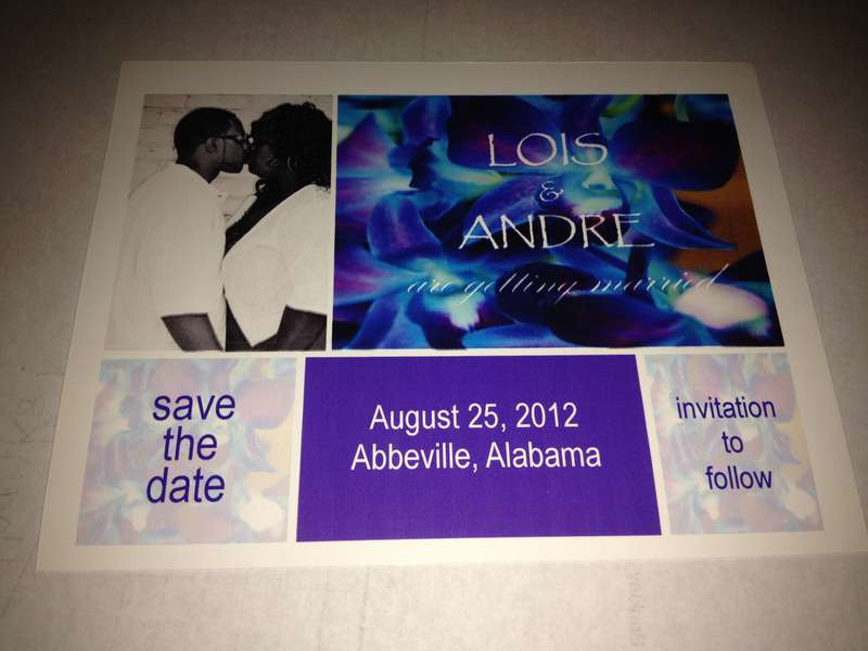 L&A Save the Date