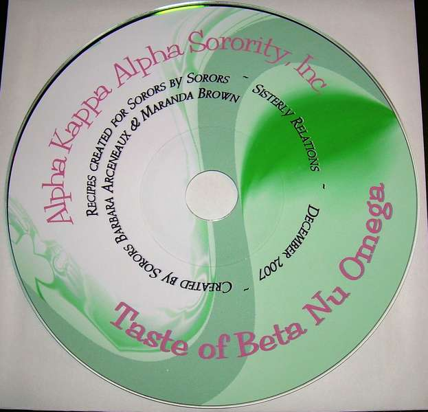 Taste of BNO CD