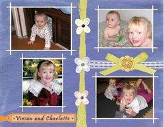 Vivian and Charlotte