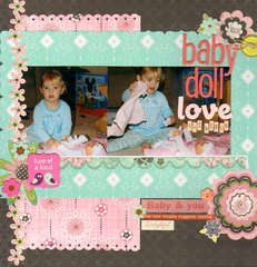 baby doll love has begun