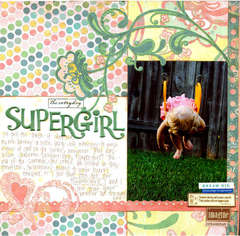 the everyday supergirl