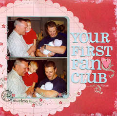 your first fan club