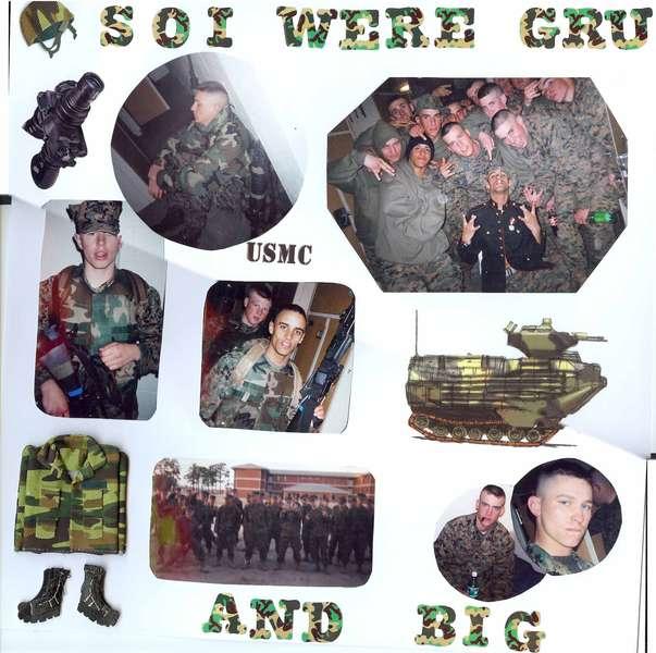 SOI (LEFT SIDE) Marine Corp Training