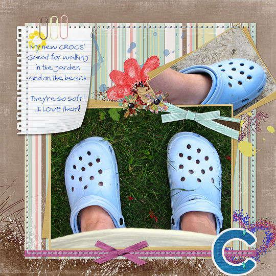 C for Crocs