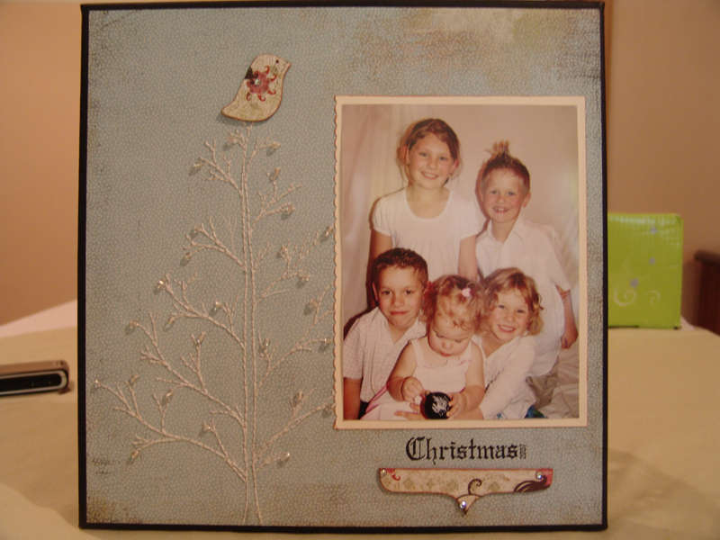Christmas Canvas 3