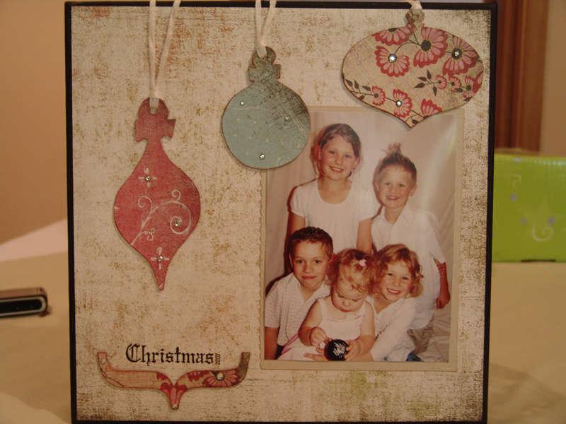Christmas Canvas 1