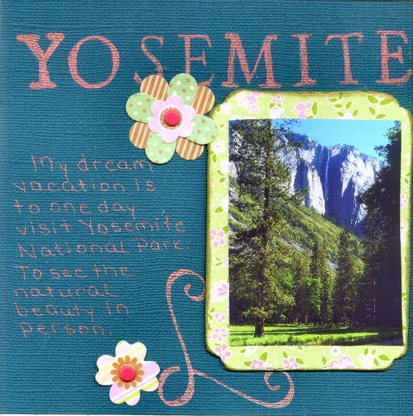 Yosemite P1