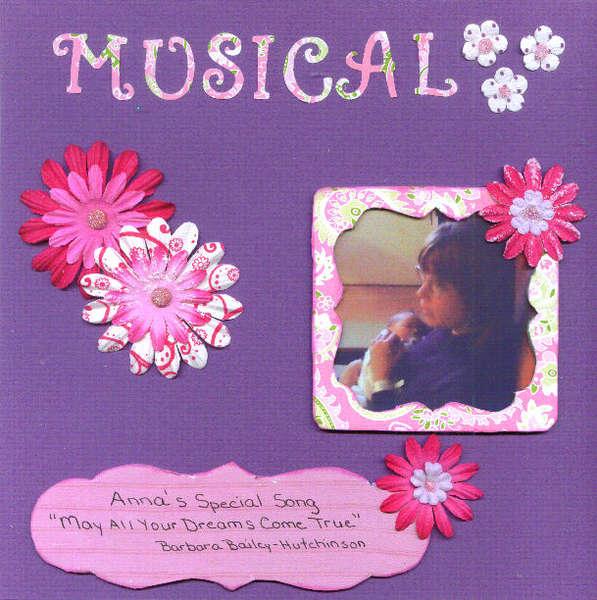 Musical Memories P1