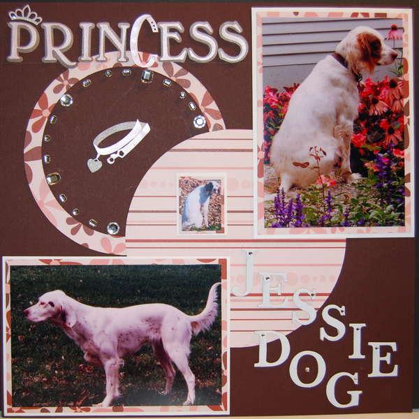 Princess Jessie Dog