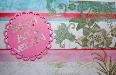 anniversary card front