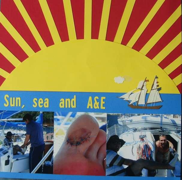 Sun, Sea and A&E