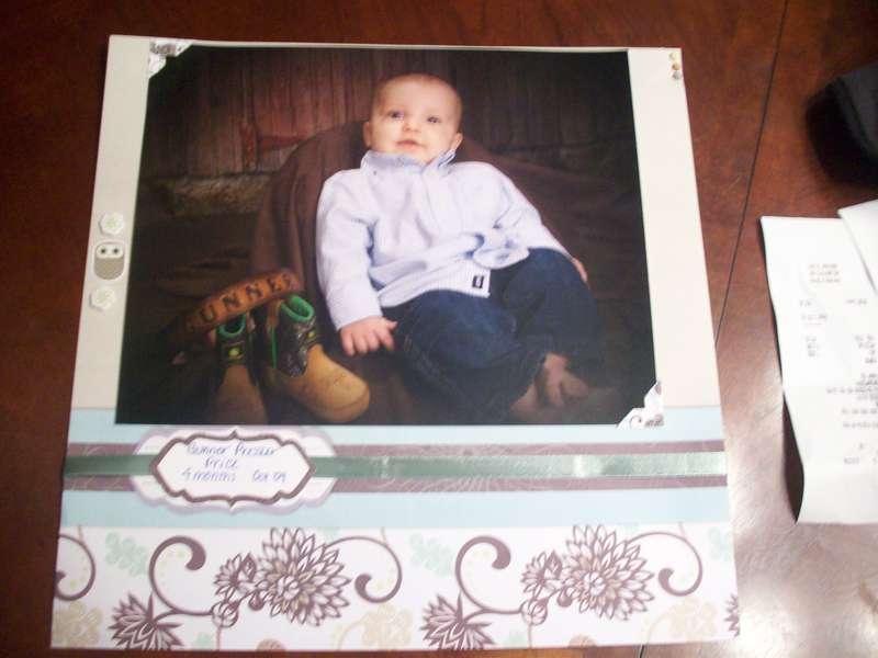 Gunner Pressler Price 4 months old