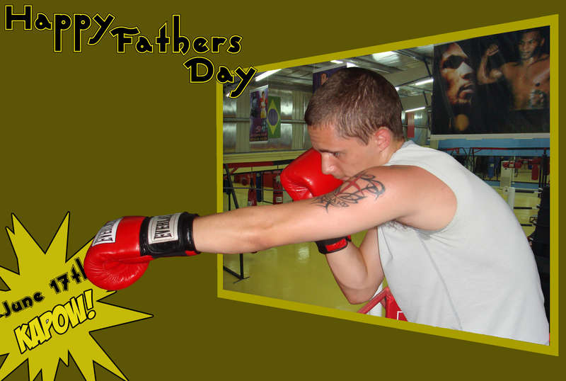 Happy Fathers Day 2007