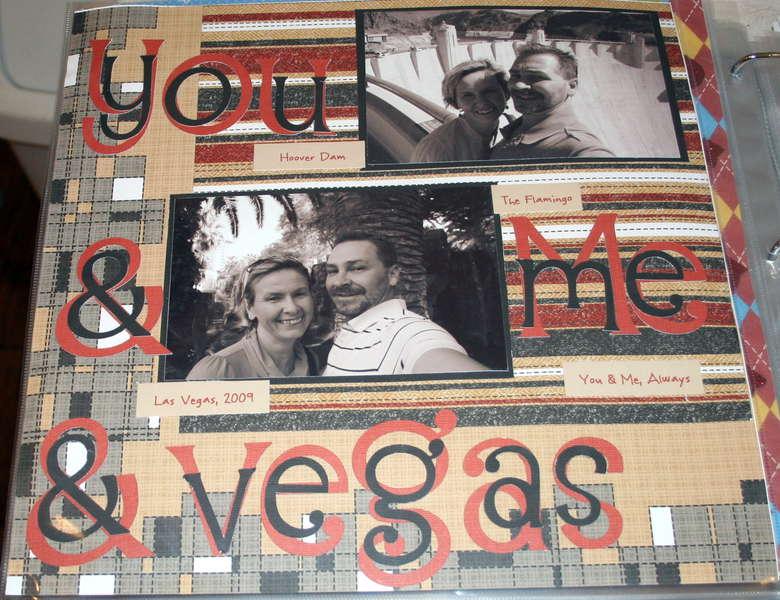 You & Me & Vegas