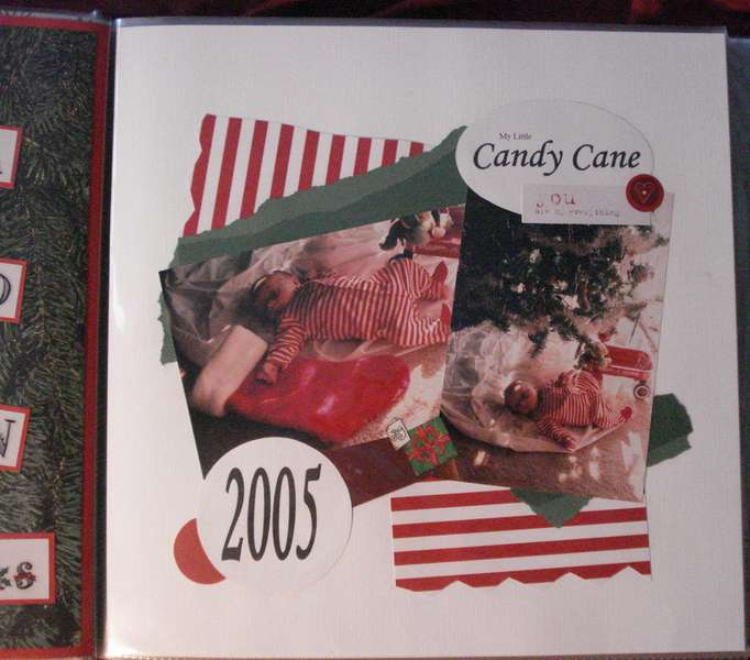 My Little Candy Cane -2005