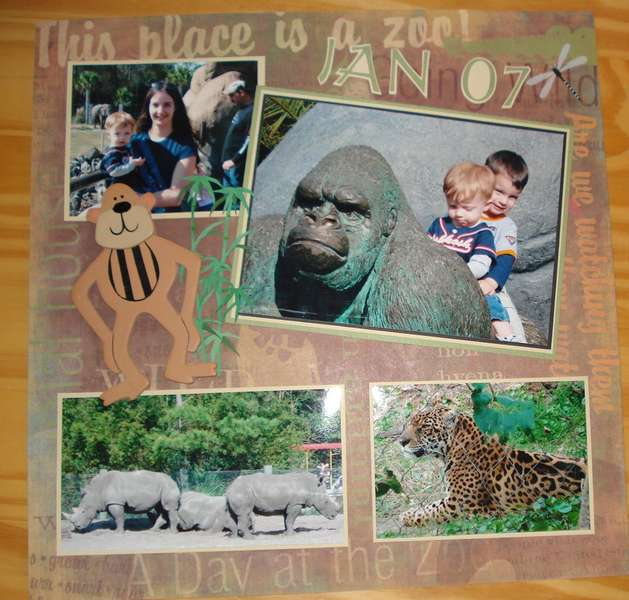 Jacksonville Zoo - Page 2 - 2007