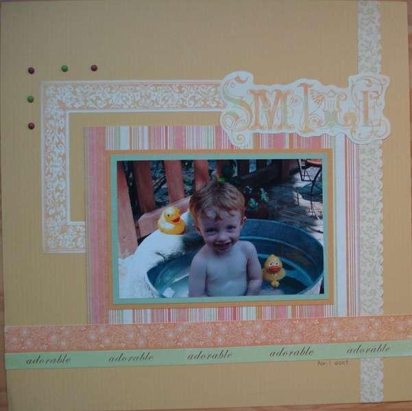 Smile - April 2007