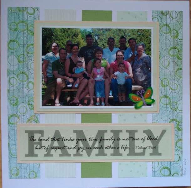 Family - Easter 2006