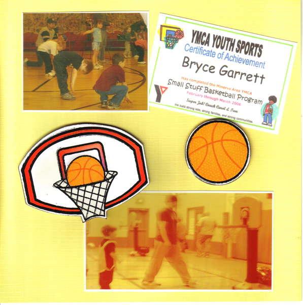 Bryce - Basketball