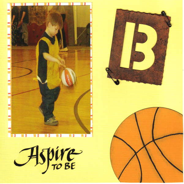 Bryce - Basketball