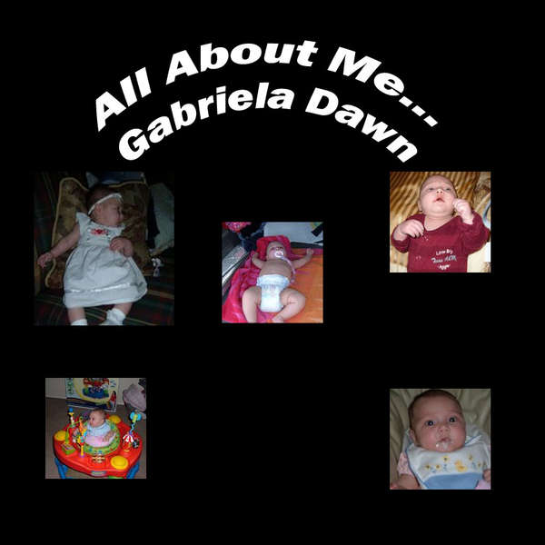 All About Me...Gabriela Dawn