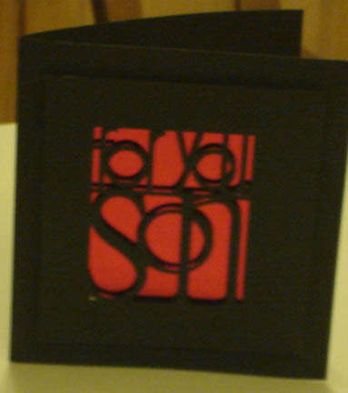 For you son card