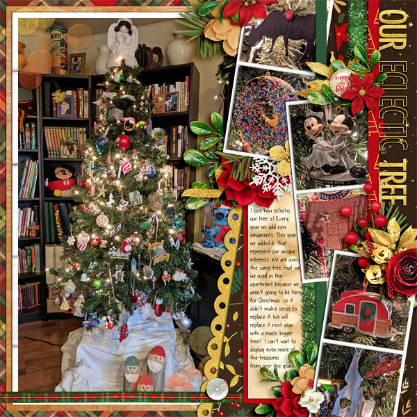 Our Eclectic Tree