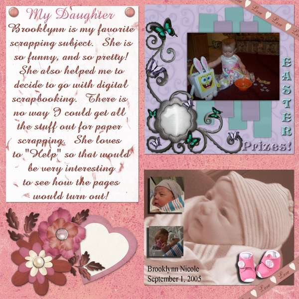 National Scrapbooking Day-My Inspiration