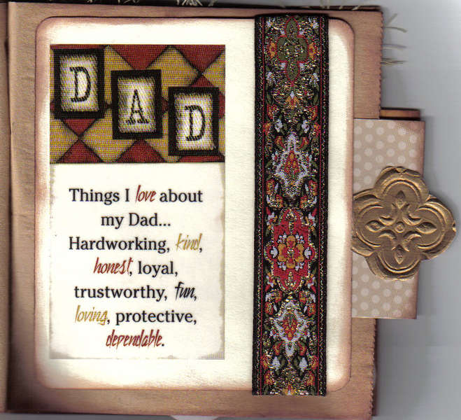 Father's Day paperbag book page 9