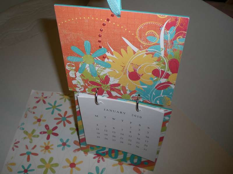Sunburst 2010 Calendar