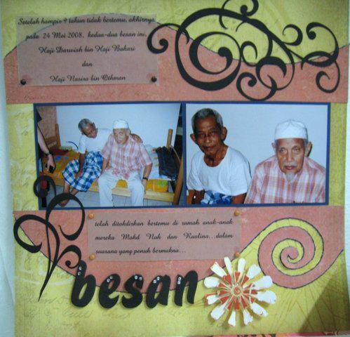 Besan ( My late father and My Late Father In Law )