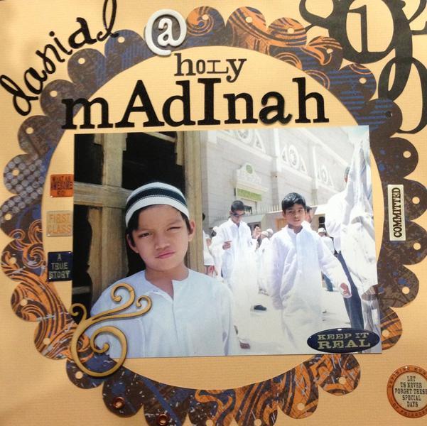 Danial @ Holy Madinah