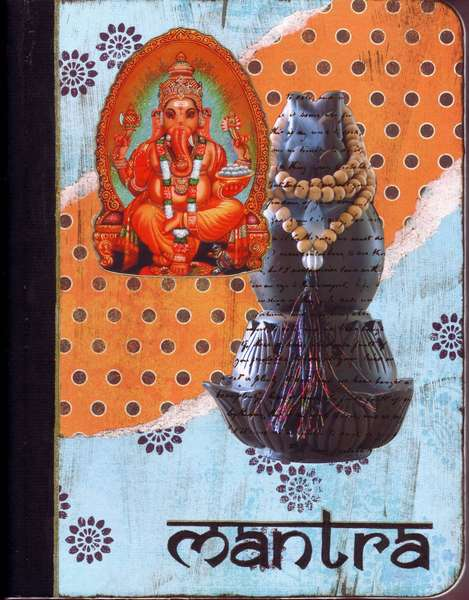 Composition Notebook: Mantra