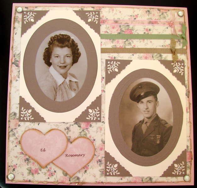 Rosemary & Ed 1942