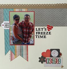 Let's freeze time