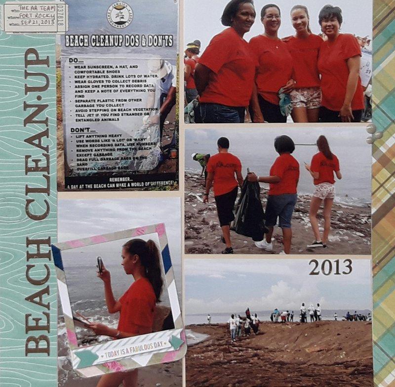 Beach Cleanup 2013
