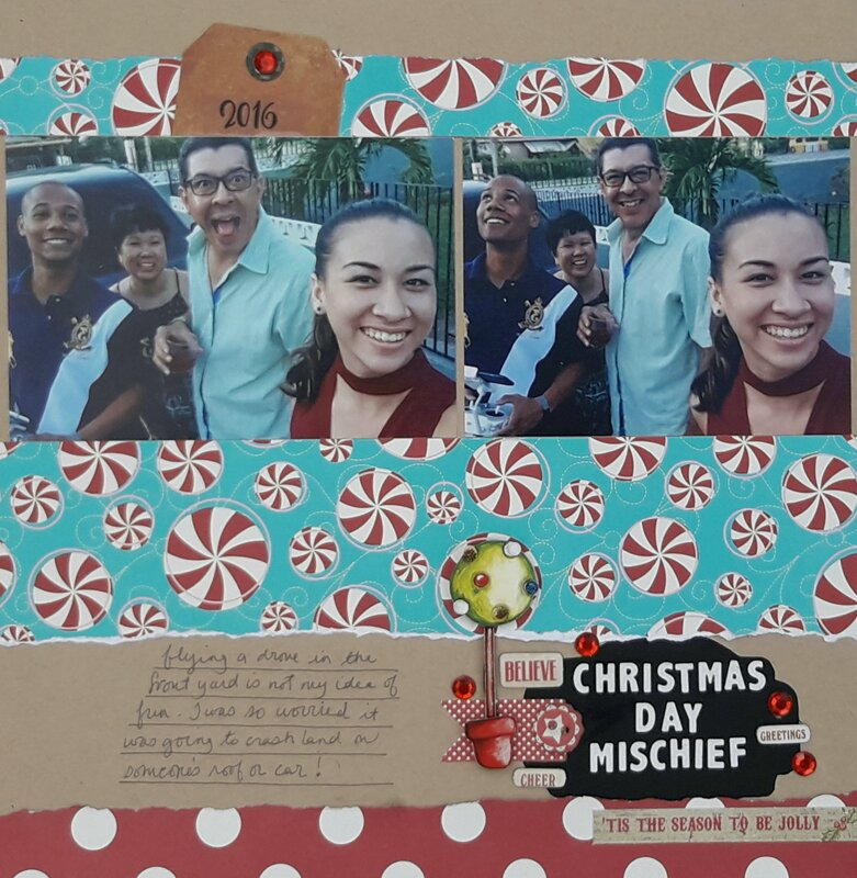 Christmas Day mischief