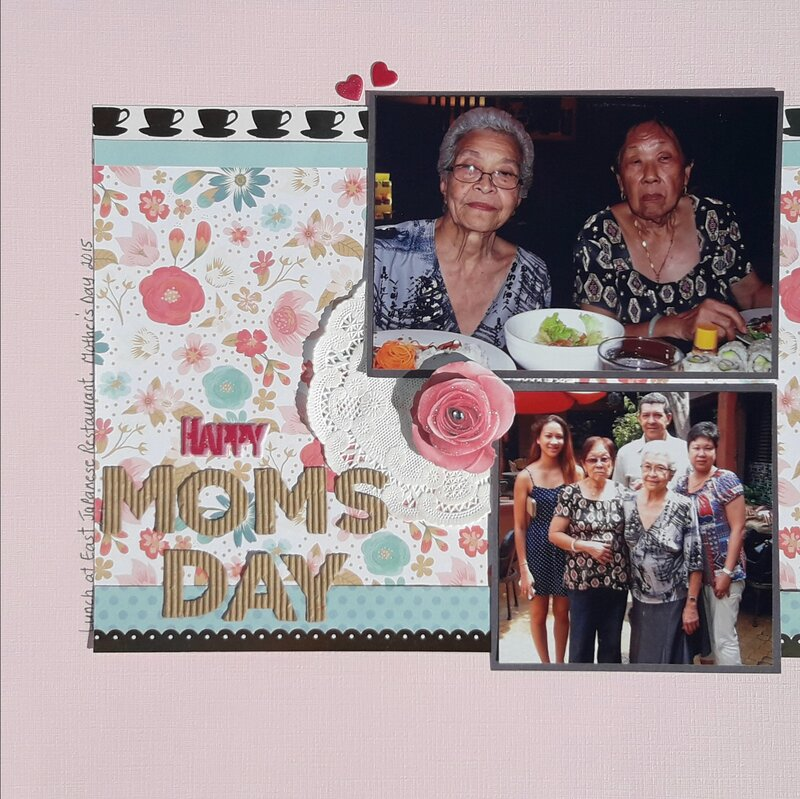 Happy Mom's day 2015
