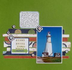 Plumb Point Lighthouse