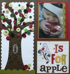 """""""A"""" is for Apple"""