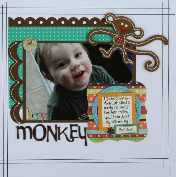 ~hey Monkey~