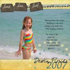 Sand, Sun, Surf