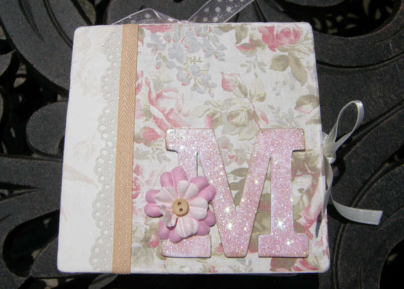 Mother's Day Mini Book