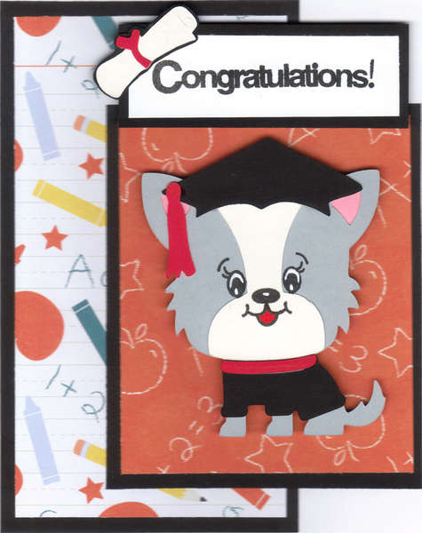 """It was """"RUFF""""!  But you did it!!!"""