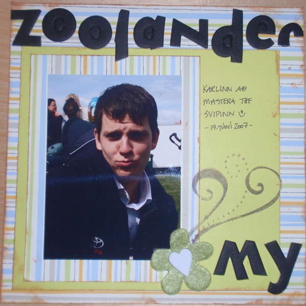 My zoolander