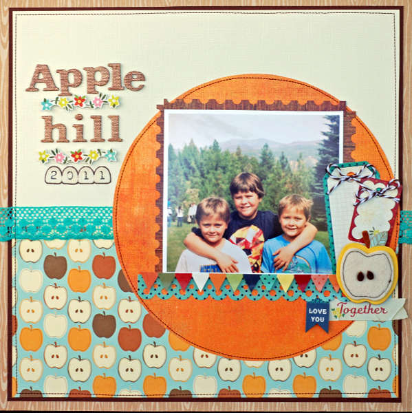Apple Hill *NoelMignon Hudson Valley Kit*