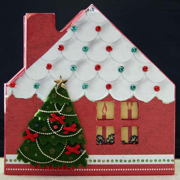 Christmas House Album - Cover