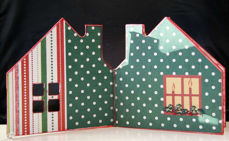Christmas House Album - Pgs 1 & 2