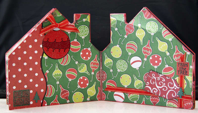 Christmas House Album - Pgs 7 & 8